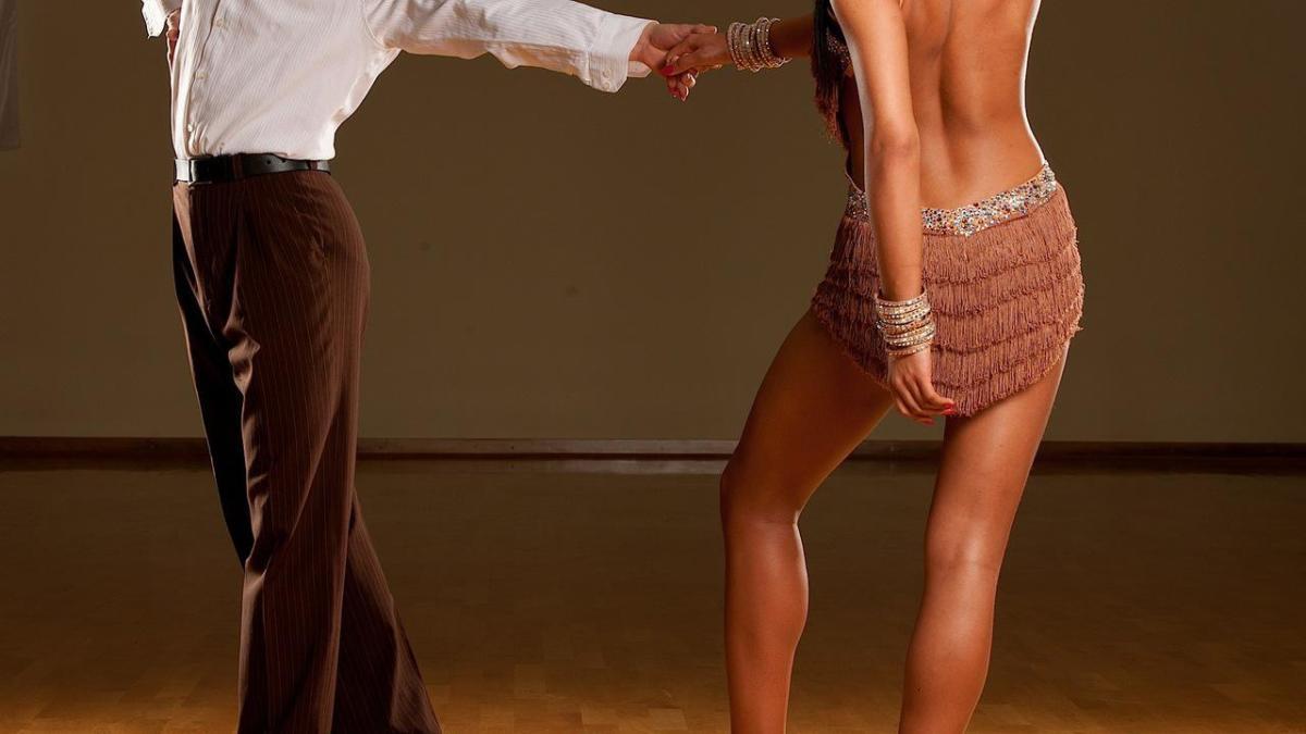 Бальные Танцы Обнаженными
