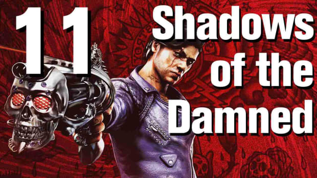 K. Shadows of the Damned Walkthrough: Act 2-3 What A Wonderful World (4 of 5) Promo Image