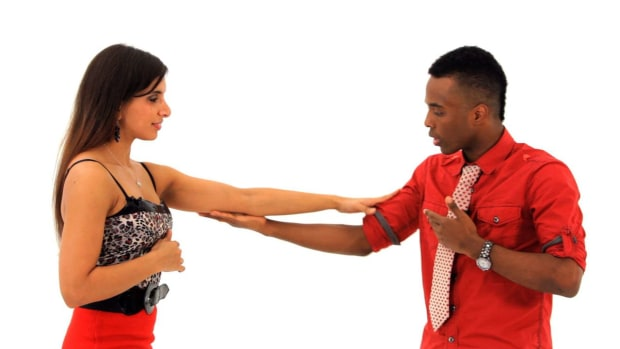 X. How to Bachata Dance with a Partner Promo Image