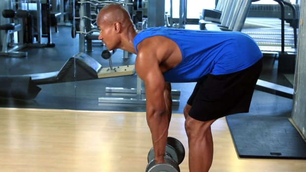 X. How to Do a Hamstring Exercise at the Gym Promo Image