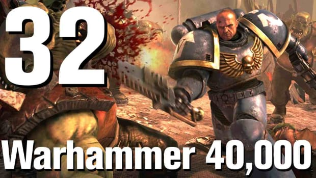 ZE. Warhammer 40K Space Marine Walkthrough Part 32: Dying of the Light Promo Image