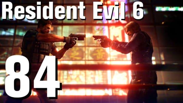 ZZZF. Resident Evil 6 Walkthrough Part 84 - Chapter 13 Promo Image