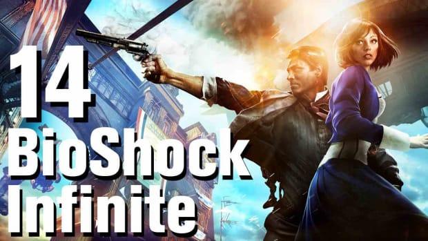 N. BioShock Infinite Walkthrough Part 20 Promo Image