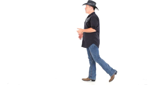 S. How to Do Triple Steps in Line Dancing Promo Image