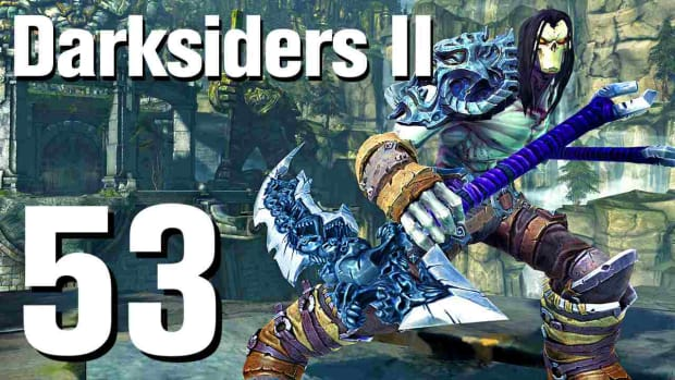 ZZA. Darksiders 2 Walkthrough Part 53 - Chapter 8 Promo Image
