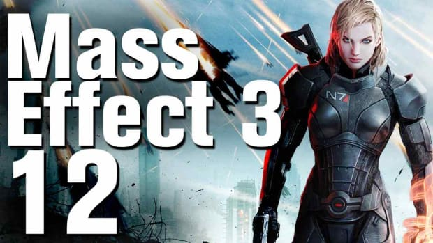 L. Mass Effect 3 Walkthrough Part 12 - Normandy Crew Promo Image