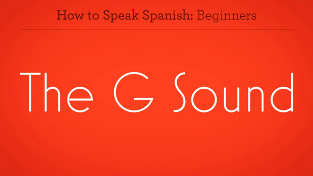 "ZZZE. How to Say ""G"" in Spanish Promo Image"