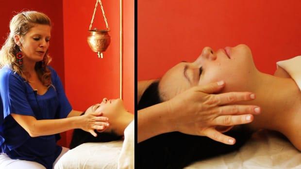 D. Principle of Dosha in Ayurvedic Massage Promo Image