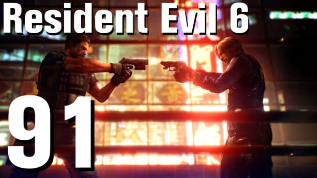 ZZZM. Resident Evil 6 Walkthrough Part 91 - Chapter 15 Promo Image