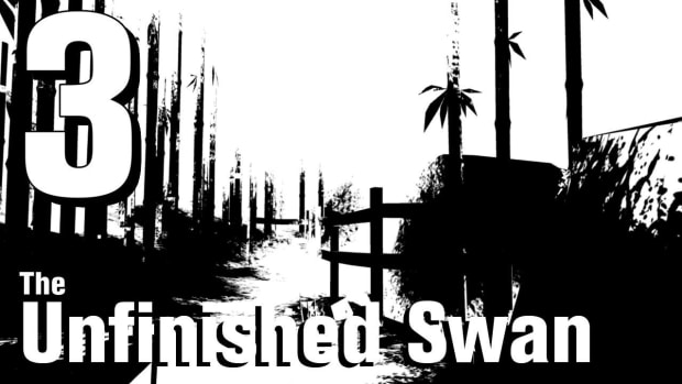 C. The Unfinished Swan Walkthrough Part 3 - Chapter 1 Promo Image