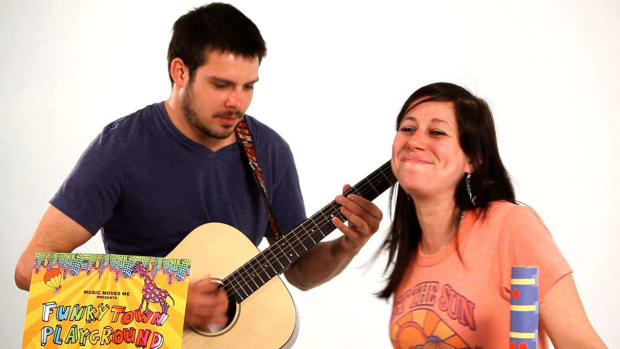 T. Kids' Musical Instruments w/ Aly Sunshine & Johnny Wheels Promo Image