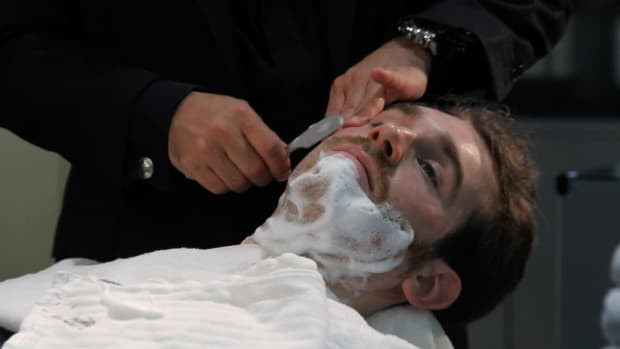 C. How to Shave Properly Promo Image