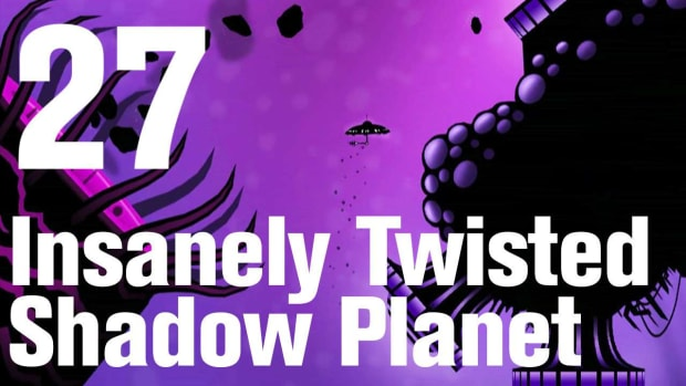 ZA. Insanely Twisted Shadow Planet Walkthrough Part 27: Mechanical Promo Image