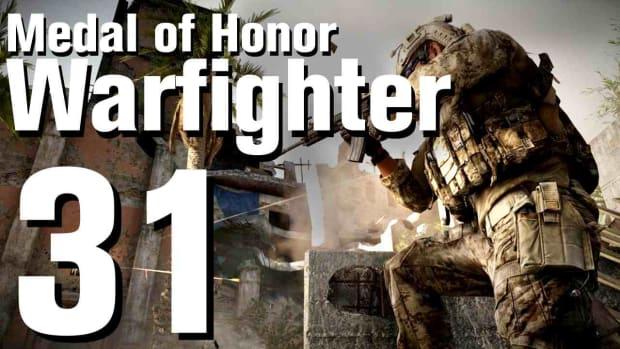 ZE. Medal of Honor: Warfighter Walkthrough Part 31 - Chapter 13: Preacher Promo Image