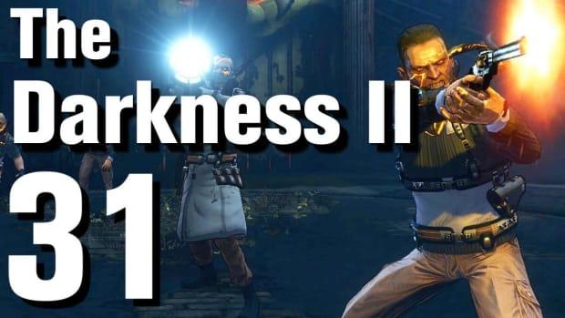 ZE. The Darkness 2 Walkthrough - Part 31 Ending Choice - The Asylum Promo Image