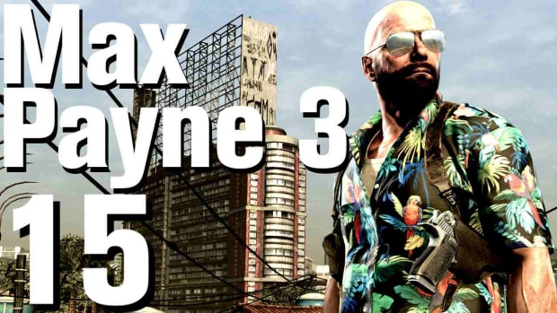 O. Max Payne 3 Walkthrough Part 15 - Chapter 5 Promo Image