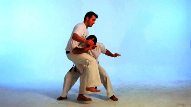 W. How to Practice Capoeira Safety Promo Image