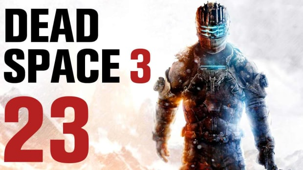 I. Dead Space 3 Walkthrough Part 3 - Chapter 3 [No Commentary] Promo Image