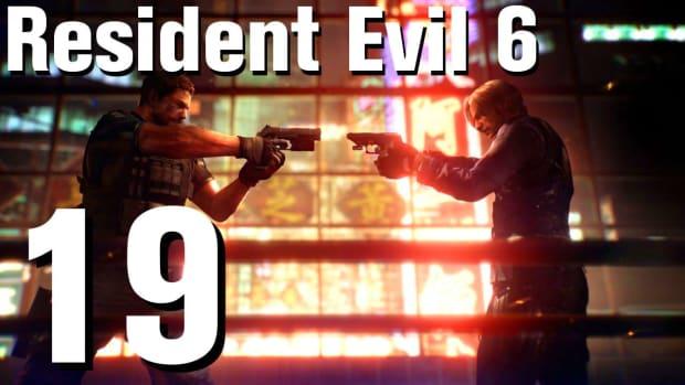 S. Resident Evil 6 Walkthrough Part 19 - Chapter 2 Promo Image