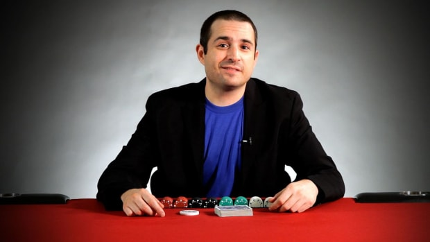 "ZN. How to Play Poker with Nick ""Nicky Numbers"" Brancato Promo Image"