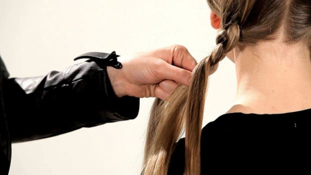 M. How to Braid Pigtails Promo Image