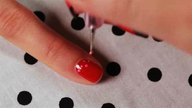 G. How to Create a Candy Buttons Nail Art Design Promo Image