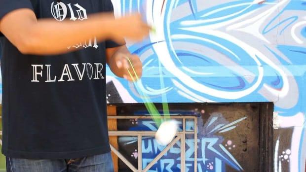 M. How to Do the Brain Twister Yo-Yo Trick Promo Image