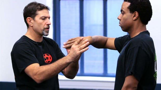 ZK. How to Do Krav Maga Wrist Manipulations Promo Image