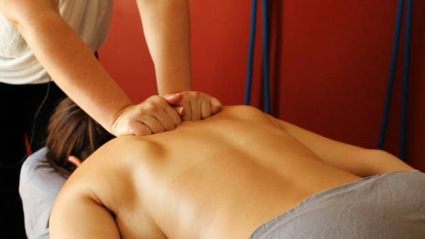 Z. How to Deep Tissue Massage Using Your Fist Promo Image
