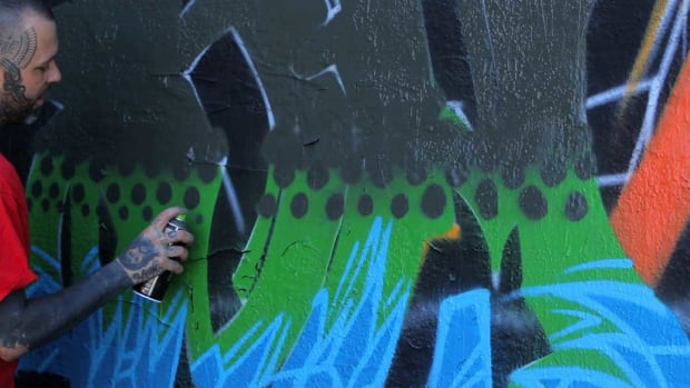 M. How to Increase Depth in Graffiti Art with Color Promo Image