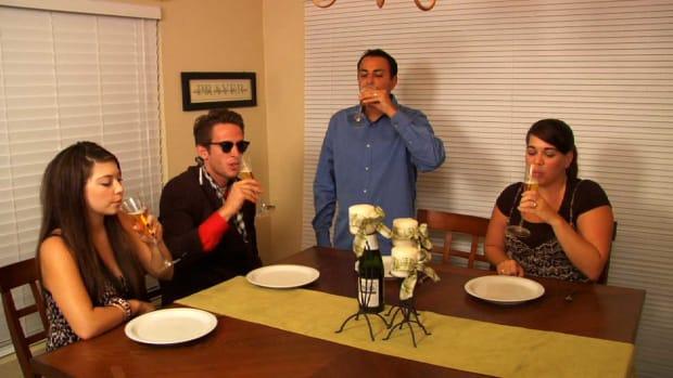 E. How to Give a Toast Promo Image