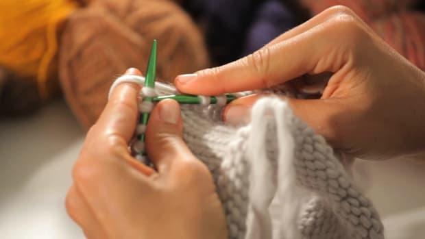 E. Circular Knitting Basics Promo Image