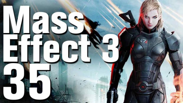 ZI. Mass Effect 3 Walkthrough Part 35 - Utukku Promo Image