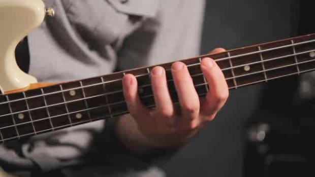 ZI. How to Play a One-Octave Scale on Bass Guitar Promo Image