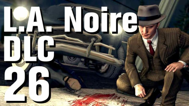 Z. L.A. Noire DLC Walkthrough - Reefer Madness (5 of 5) Promo Image