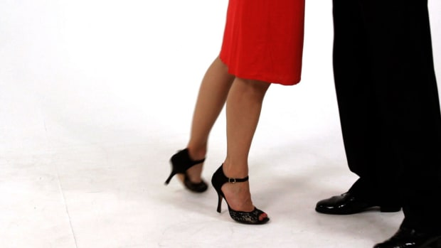 ZE. How to Do the Volcada in the Argentine Tango Promo Image