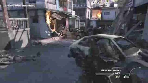 D. Modern Warfare 3 Walkthrough - Persona Non Grata Promo Image