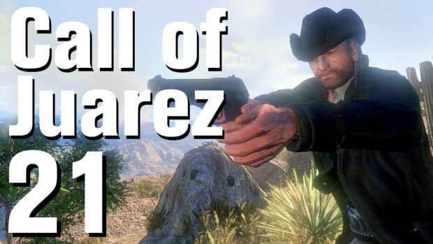 U. Call of Juarez The Cartel Walkthrough: Chapter 6 (2 of 3) Promo Image