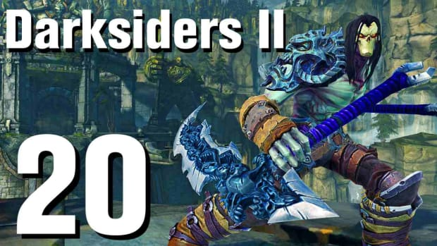 T. Darksiders 2 Walkthrough Part 20 - Chapter 3 Promo Image