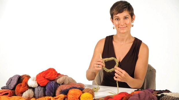 ZP. Easy Beginner Circular Knitting Patterns Promo Image