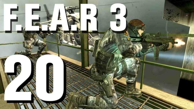 T. F.E.A.R. 3 Walkthrough Part 20: Tower (4 of 6) Promo Image