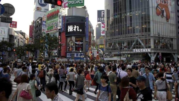 E. How to Get Around Tokyo Promo Image