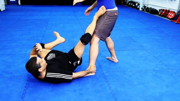 ZZL. How to Do De La Riva Guard Attacks in MMA Fighting Promo Image