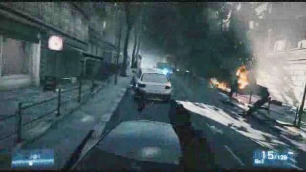 O. Battlefield 3 Walkthrough Part 15 - Comrades Promo Image