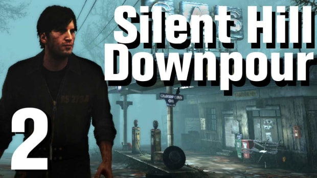 B. Silent Hill Downpour Walkthrough Part 2 - A Long Ride Promo Image