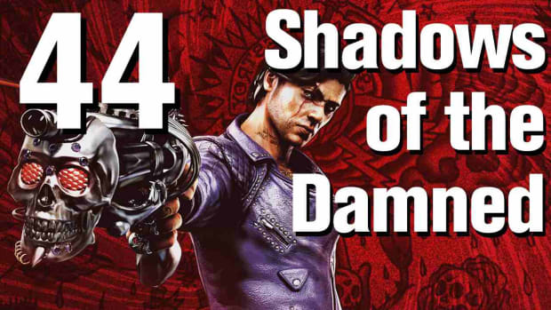 ZR. Shadows of the Damned Walkthrough: Act 5-1 Twelve Feet Under (5 of 5) Promo Image