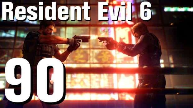 ZZZL. Resident Evil 6 Walkthrough Part 90 - Chapter 15 Promo Image