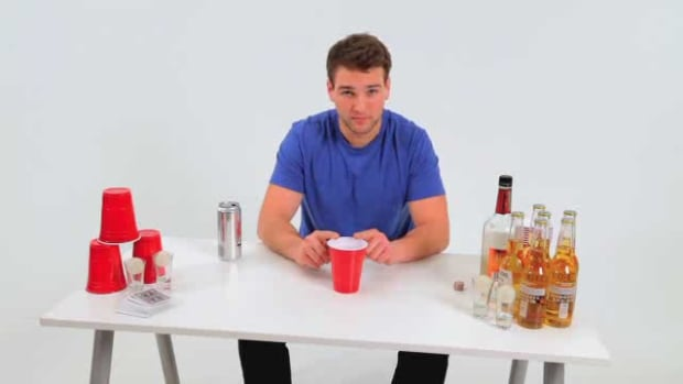 Z. How to Play the Drinking Game Fingers aka Finger It Promo Image