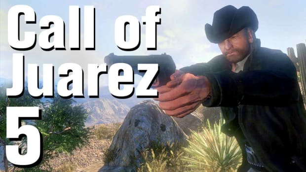 E. Call of Juarez The Cartel Walkthrough: Chapter 1 (4 of 5) Promo Image
