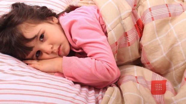ZL. Common Sleep Disorders in Children & Teenagers Promo Image